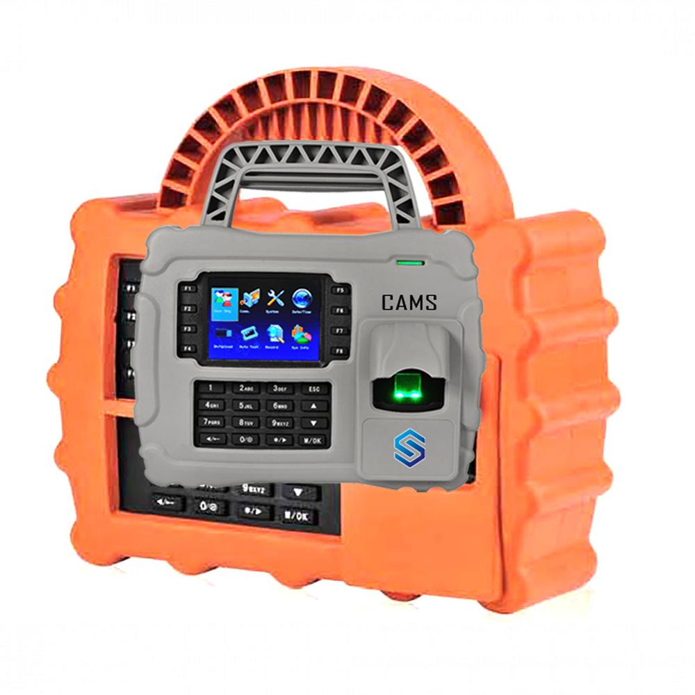 R902 CAMS Waterproof Fingerprint Attendance System